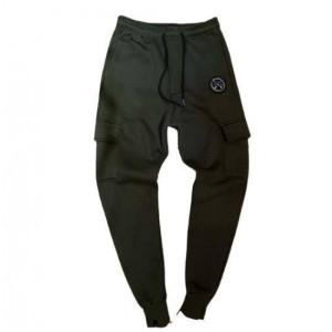 VINYL ART CLOTHING  CARGO PANTS 0315004 GREEN